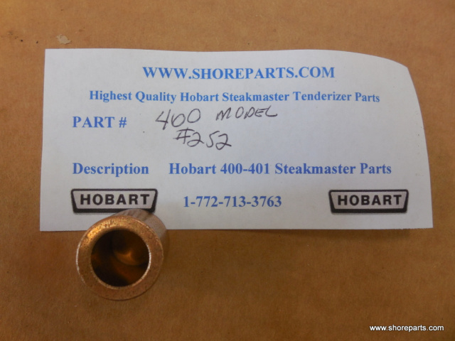 Hobart Steakmaster Model 400 Oil Lite Bushing Part 252