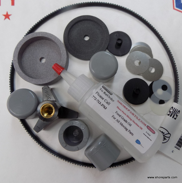 New Style For Berkel Slicers OEM # 3875-00024 Center Plate Spacer Plug