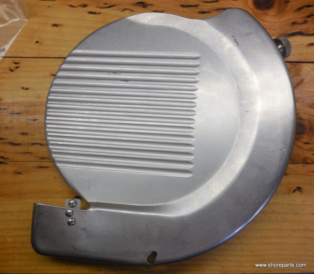 BERKEL SLICER 807-817 KNIFE COVER A-2644-1 USED NOTE SMALL CRACK IN TOP COVER BUT IN REAL NICE COND
