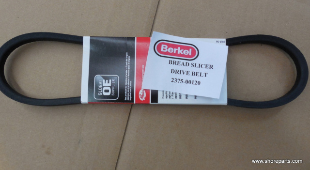 BERKEL MB BREAD SLICER DRIVE BELT 01-402375-00120