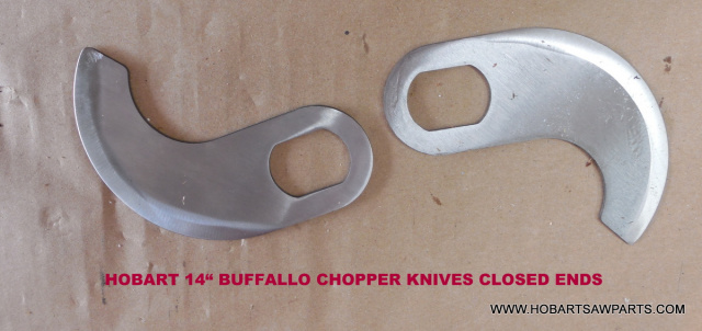 "HOBART 14"" BUFFALLO CHOPPER KNIVES P71309-P71310 WILL FIT ALL 14""  BUFFALO CHOPPERS  IF YOU HAVE A"