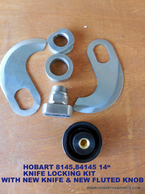 "HOBART 71313 ,71312, 71311, P1309-P71310, 77371 14"" BUFFALO CHOPPER NEW  KNIFE RETAINING KIT, NEW B"