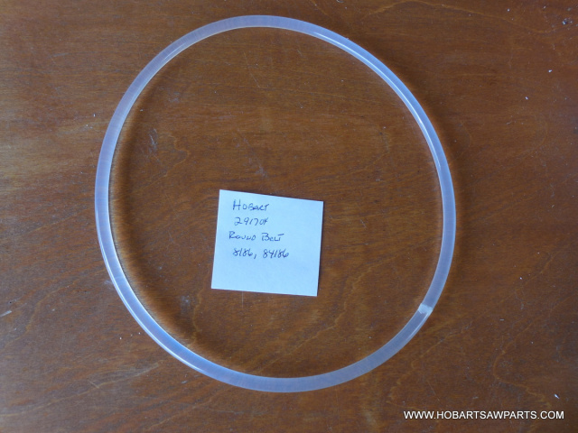 Hobart 8186-84186 Buffalo Chopper Bowl Drive Round Belt 297704