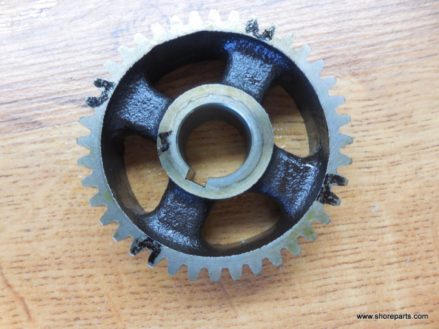 HOBART 116625 8145-84145 BOWL DRIVE GEAR 40 TOOTH  USED