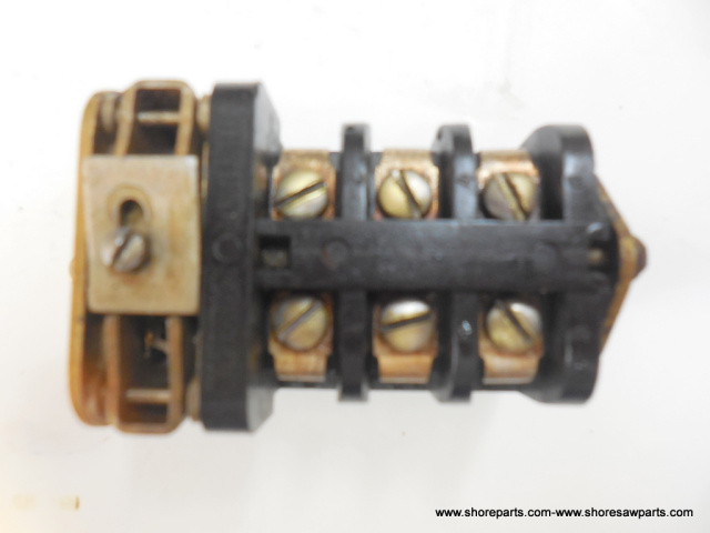 Hobart 8181-84181-8181D-84181D-8185D-84185D Drum Switch Part P-87711-83-1 New Can Be used on 110/12