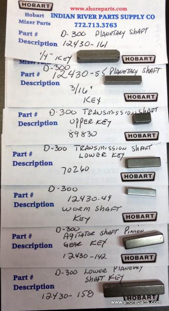 http://www shoreparts com/hobart-d300-mixer-new-used-parts html