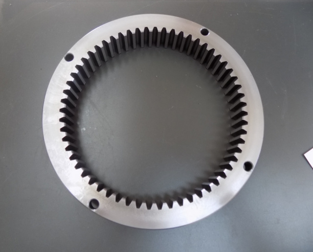 "Hobart P660 Old # 00-0651580 New # 00-437692 59 Tooth Internal Gear 10-7/16"" O.D. New"