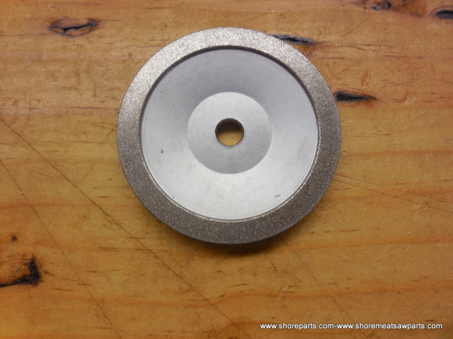 HOBART SLICER NEW STYLE SHARPENER REPLACEMENT 00-439691 DIAMOND ENCRUSTED GRINDING STONE