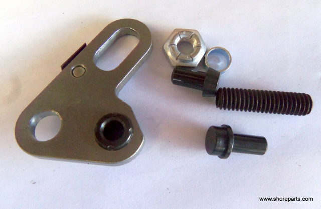 HOBART 70425-NS-32-12-70343-70344 INDEXING PLATE WITH BOTH ROLLERS & STUD ASSY.