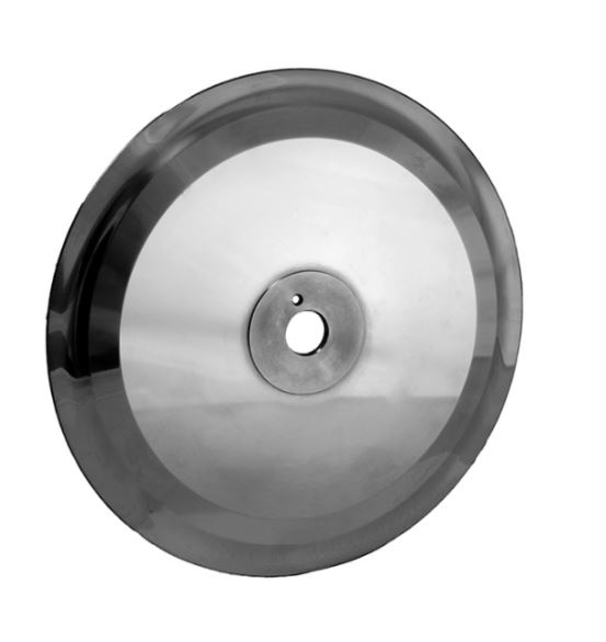 "HOBART 439870-00005 11-7/8"" STAINLESS STEEL SLICER BLADE FOR HOBART MODELS 2612-2712-2812-2912"