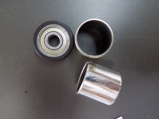 Hobart 2000 Series Transport Carriage Repair Kit Transport Sleeve Bearings 00-875658-Roller 010-4784