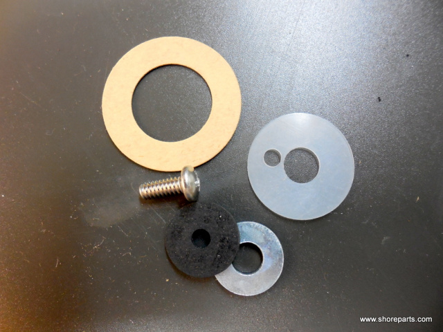 Hobart Meat Grip Handle Washer Repair Kit Parts 70344, 68042, 70345, 437006, 437007 Parts 70344, 680
