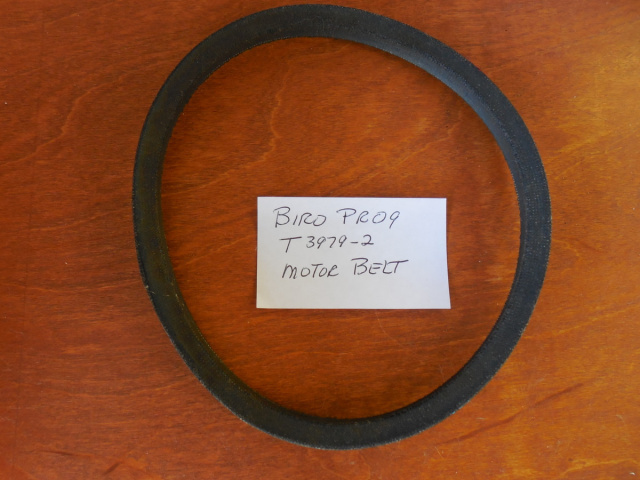 Biro-Pro-9-Sir-Steak-T3079-2 Standard V Belt