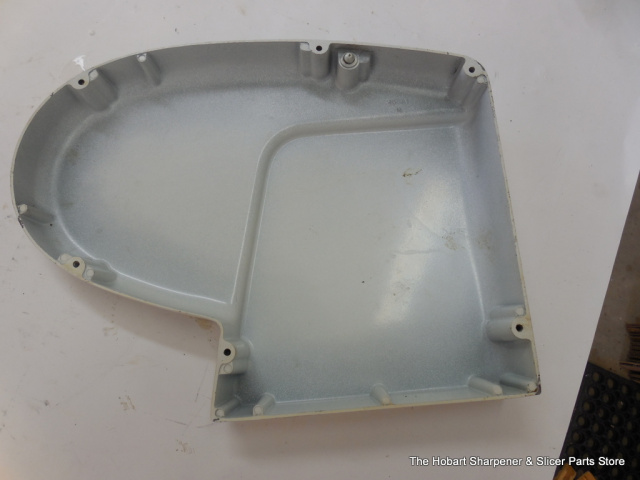 Toledo Tenderizer, Left Gear Case Side Cover