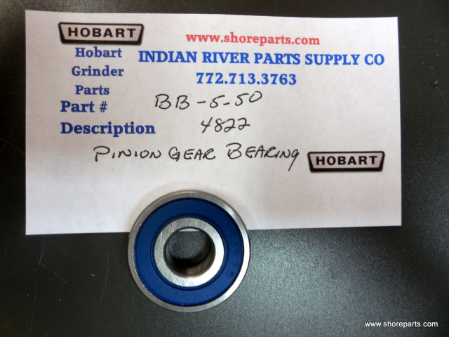 Hobart 4822 Meat Grinder BB-5-50 Pinion Gear Bearing
