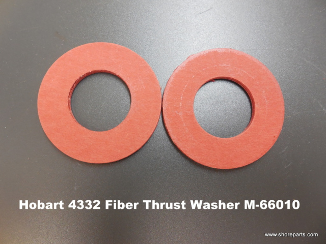 Hobart Meat Grinder 4332 Fiber Thrust Washer Part M66010 Pair