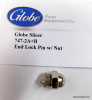Globe Slicer Part 747-2A+B End Weight lock Pin W/ Nut